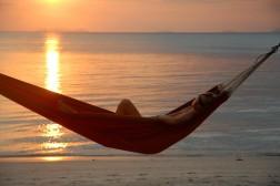 Paradiso Hammock Sunset-M